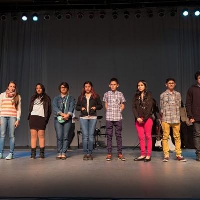 Acto Academico 2015