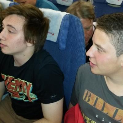 Inglaterra 2015 - Inicio del viaje !!!