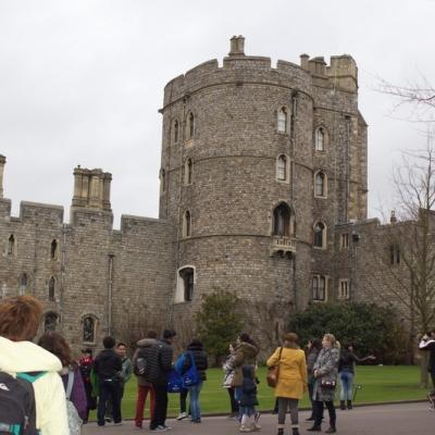 Inglaterra 2015 - 11 de Enero - Windsor