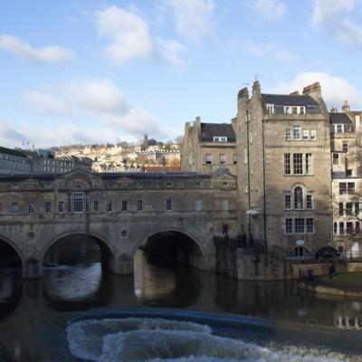 Inglaterra 2015 - 18/01 - Bath