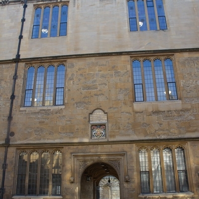 Inglaterra 2015 - 23 de enero Oxford