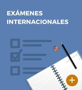 Examenes internacionales